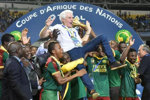 Hugo Broos, sélectionneur Belge du Cameroun « l'équipe n'est pas encore à son meilleur niveau »