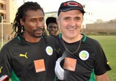 Regis Bogaert, Entraineur adjoint équipe nationale : Qui est l'adjoint d'Aliou Cissé