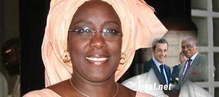 LA FRANCE ACCEPTE AVEC PEINE LE CV DE MAIMOUNA SOURANG NDIR : WADE FAIT LE SOURD ET GAGNE