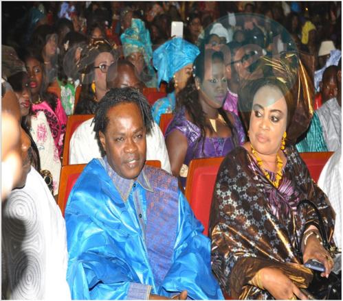 Photos-Baba Maal et Demba Guissé sur scène