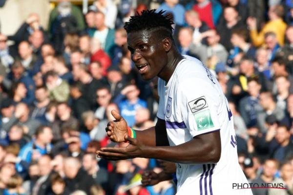 Convalescence: Anderlecht fait le point sur la blessure de Kara Mbodj