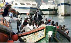 Plus de 5.000 réfugiés négro-mauritaniens rapatriés du Sénégal