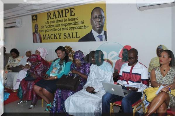 La Rencontre des Acteurs et Mouvement Pour l'Émergence (RAMPE)