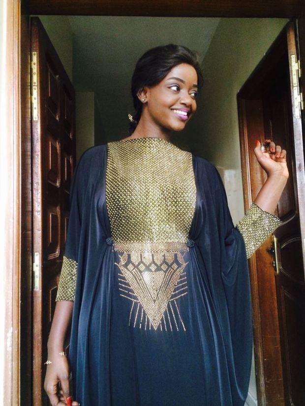 """Mettez-vous à la mode """"Abaya"""", appréciez ces modèles..."""