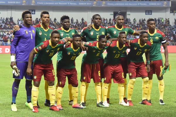 """Les """"Lions indomptables"""" du Cameroun, champions d'Afrique"""