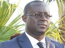 Le président de l'U.S Gorée, Me Augustin Senghor