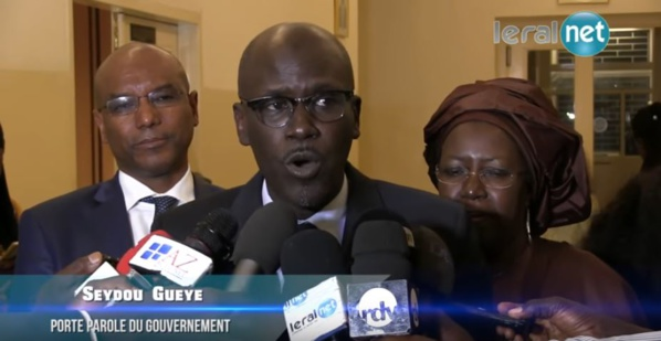 37% des véhicules échouent au contrôle technique, selon Seydou Guèye (Porte-parole du gouvernement)