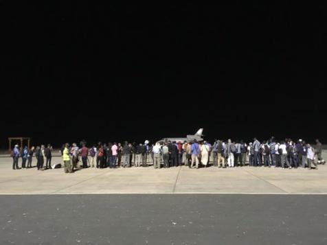 L'histoire de la dernière photo de Yahya Jammeh en Gambie