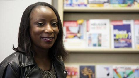 Aissata Seck, adjointe-maire de Bondy (Crédit photo : Amaury Lignon/Bondy blog)
