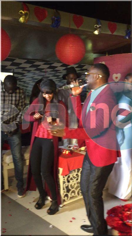 Le retour de Tanor Tita Mbaye sur scène aux couleurs de la Saint Valentin