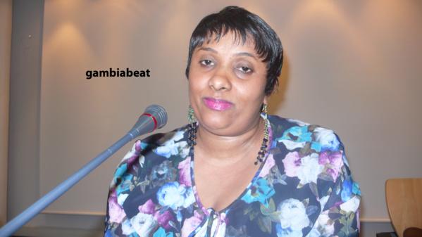 Marie Pierre Hyadara, file du journaliste Deyda Hyadara assassiné il y a 10 ans.