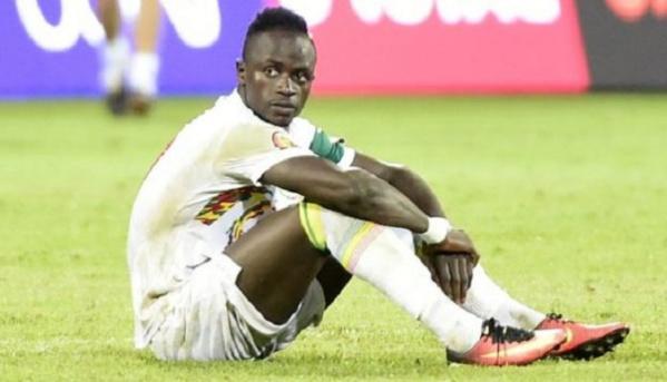 Sadio Mané a subi les foudres des supporters furieux après son tir au but raté à la CAN 2017
