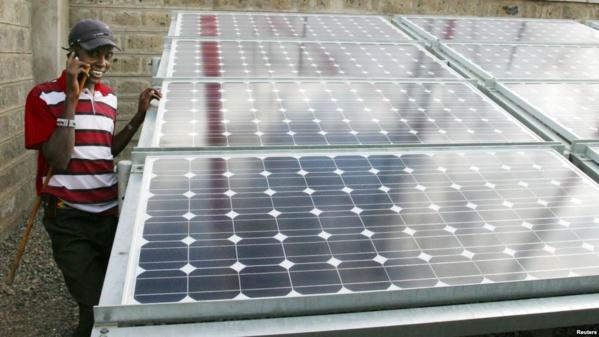L'Afrique sub-saharienne en retard pour les énergies renouvelables