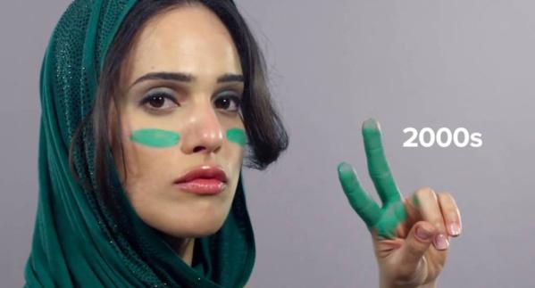 Huit Iraniennes déguisées en garçon empêchées d'entrer au stade