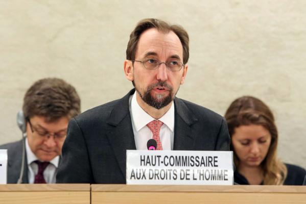 Déficit budgétaire au haut-commissariat aux droits de l'homme : Une levée de fonds d'environ 253 millions de dollars lancée