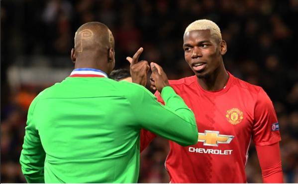 Europa League - La photo qu'on attendait tous: les deux frères Pogba dans une même pelouse, le temps d'un match