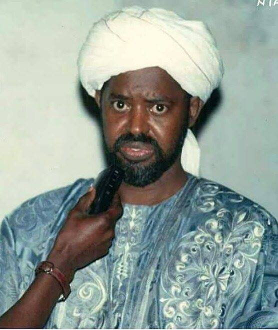 Sidy Lamine Niasse (images d'archives)