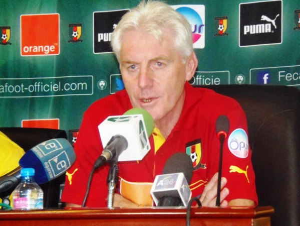 Vainqueur de la CAN 2017, Hugho Broos veut déjà quitter le Cameroun