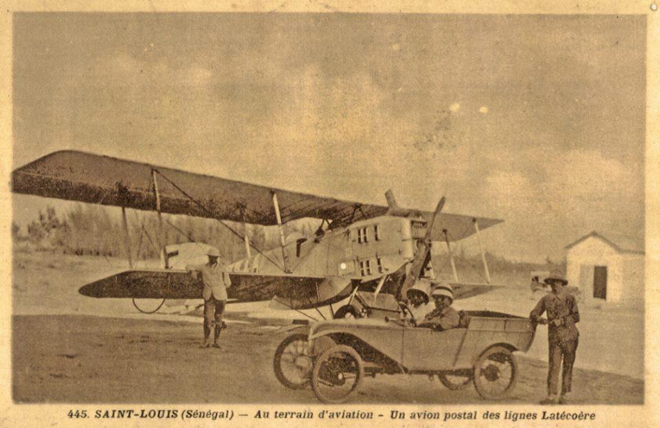 Les débuts de l'aviation au Sénégal