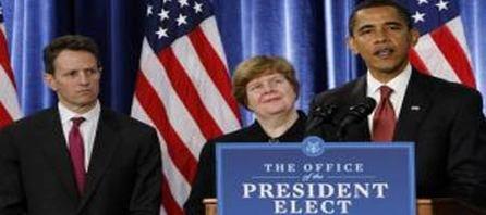 Le plan de relance d'Obama sera effectif dès sa prise de fonction