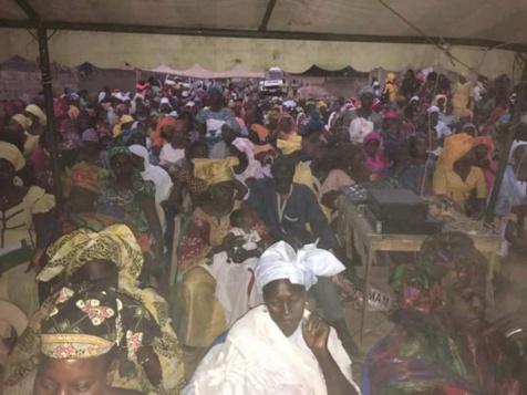 Cheikh Mbacké Sakho, ministre-conseiller, réussit le pari de la mobilisation