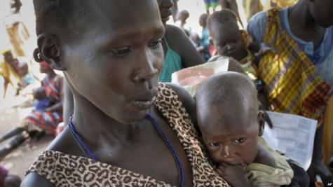 AFRIQUE: 1,4 million d'enfants risquent de mourir de la famine dans quatre pays