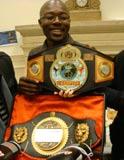 Enoch Effah : « Je suis le premier champion du monde de Chauss'Fight, l'histoire retiendra mon nom »