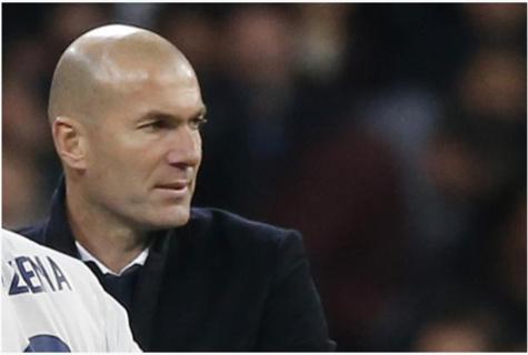 Zinédine Zidane (Real Madrid) : «Nous n'avons pas d'excuse»