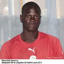 Mourchid Iyane Ly pense à ses partenaires de club