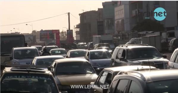 Embouteillages monstres sur la Vdn-Mermoz, le plan de circulation suspendu selon Serigne Babacar Kane, préfet de Dakar