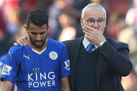 Dernière minute: Leicester City se sépare de son entraîneur Claudio Ranieri