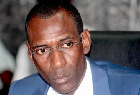 Le ministre de l'intérieur Abdoulaye Daouda Diallo