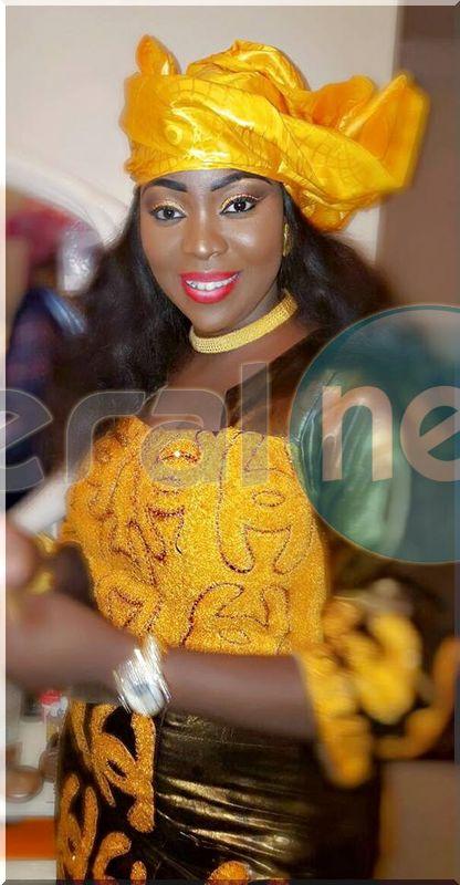 Photos- Adja Sy directrice de la Place du Souvenir Africain en quelques clichés!!!