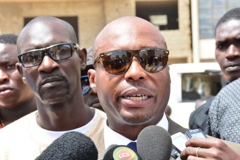 """Barthélémy Dias alerte:""""D'ici quelques semaines, ce complot visera à liquider où à rendre  inéligible Abdoul Mbaye"""""""