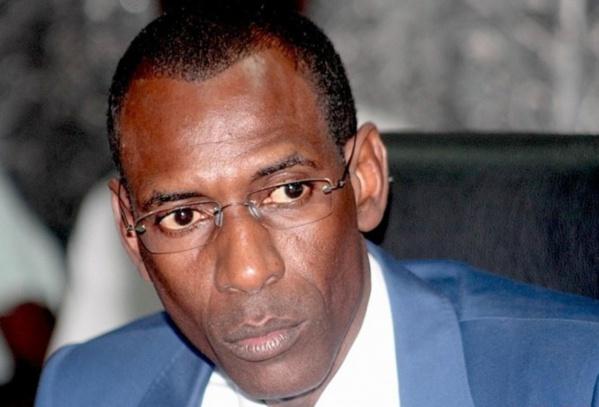 Le ministre de l'intérieur, Abdoulaye Daouda Diallo