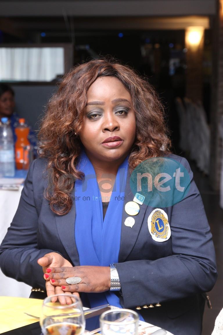 Cérémonie Lions Club Dakar Téranga