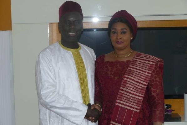 Politique : L'ancien ministre Fatou Binetou Taya Ndiaye rejoint le Grand Parti de Malick Gakou