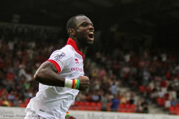 FC Sion: Moussa Konate s'offre un triplé en coupe