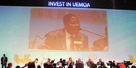 """Forum """"Investir dans l'UEMOA"""", à Dubaï, le 10 septembre 2014. © Sarah Owermohle/Flickr"""