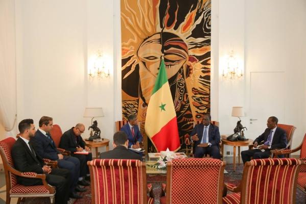 Agression mortelle d'un étudiant marocain : le Président Macky Sall a reçu l'Ambassadeur du Maroc au Sénégal, Taleb Barrada