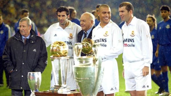 Raymond Kopa, Ballon d'or en 1958 et star du Real Madrid, est mort