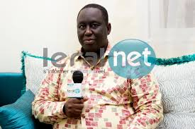 Le maire de la ville de Guédiawaye Aliou Sall
