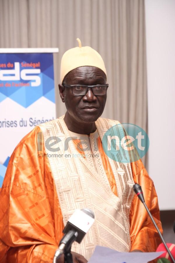 Mansour Sy, ministre du Travail