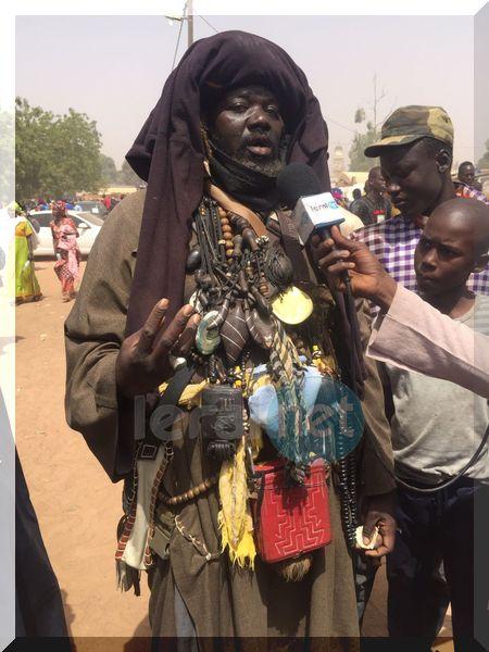 Serigne Dame Ndoye, le fervent disciple de Mame Sokhna Diarra Bousso