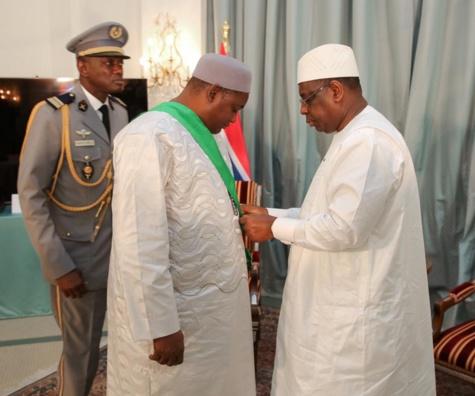 OFFICIEL: Communiqué conjoint Sénégal Gambie à l'issue de la visite officielle de Son Excellence Adama Barrow du 2 au 4 mars 2017