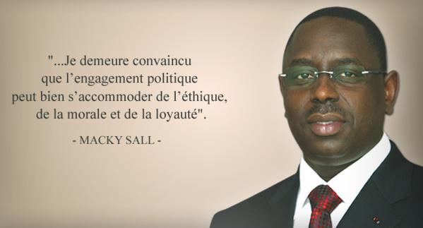 L'APR France sauve son unité...et va ouvrir un secrétariat pour centraliser les candidatures à la députation