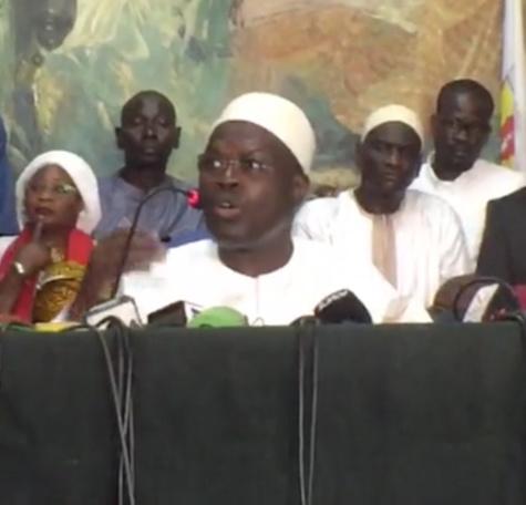 Khalifa Sall : « Le rapport de l'Ige n'a jamais fait état de faux ni de détournement et je défie le président Macky Sall de le rendre publique »