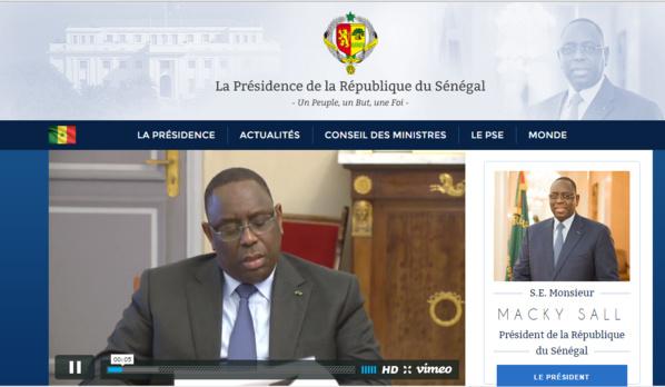 La Présidence de la République présente son Espace numérique digital mobile