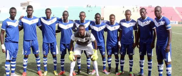 Ligue 1, 13e journée: L'Us Gorée s'enfonce davantage