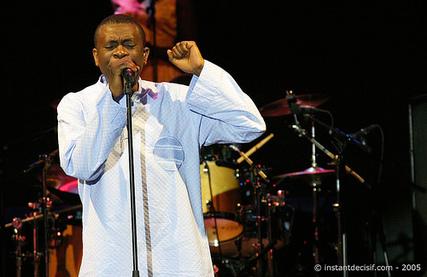 [ LETTRE OUVERTE.] A Youssou Ndour.